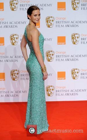Emily Blunt, British Academy Film Awards 2008