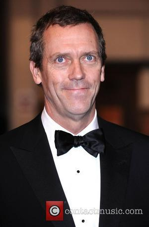 Hugh Laurie Awarded Obe
