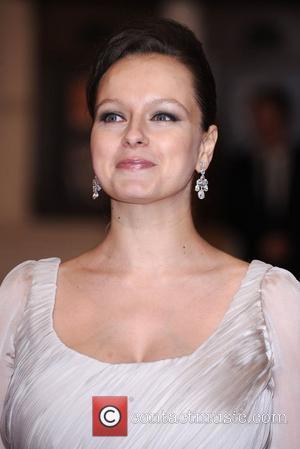 Samantha Morton The Orange British Academy Film Awards held at Royal Opera House - Arrivals London, England - 10.02.08