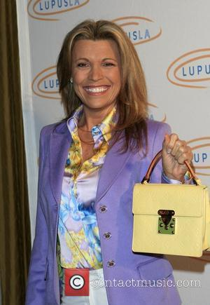 Vanna White Hollywood Bag Ladies Lupus Luncheon benefit Beverly Hills, California - 07.11.07