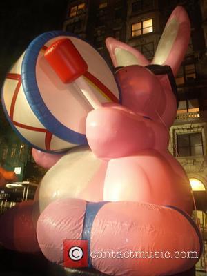 Energizer Bunny Balloonicle