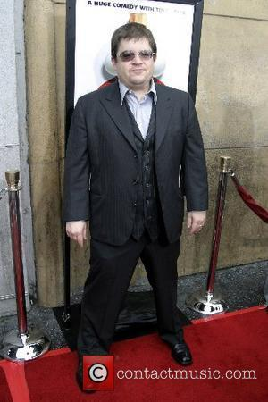Patton Oswalt Los Angeles Premiere of 'Balls of Fury' held at the Egyptian Theatre - Arrivals Hollywood, California - 25.08.07