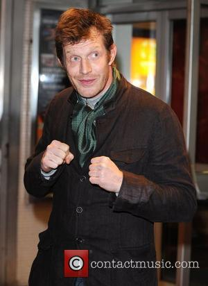 Jason Flemyng  UK premiere of 'The Bank Job' held at West End Odeon, Leicester Square - Arrivals London, England...