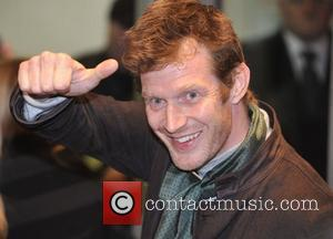 Jason Flemyng UK premiere of 'The Bank Job' held at West End Odeon, Leicester Square - Arrivals London, England -...