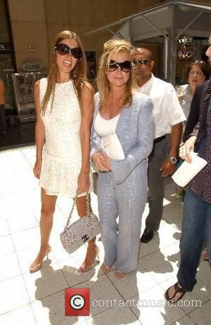 Nicky Hilton, Kathy Hilton Barbara Walters honored with the 2340th Star on the Hollywood Walk of Fame at Hollywood &...