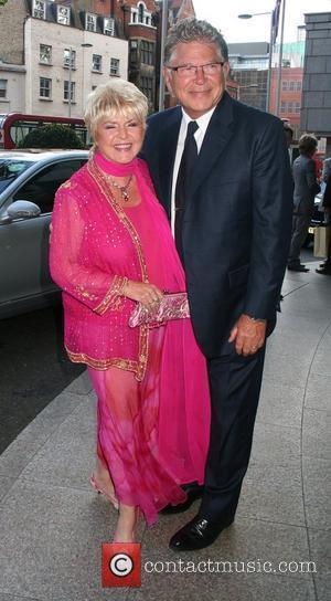 Gloria Hynniford and guest Barbra Windsor's 70th Birthday  held at The Royal Garden Hotel London, England - 05.08.07