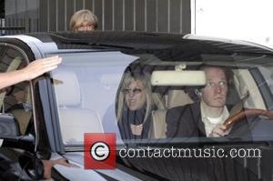 Barbra Streisand leaves the Jewish Museum and heads for a dinner at Paris Moskau Restraurant Berlin, Germany - 01.07.07