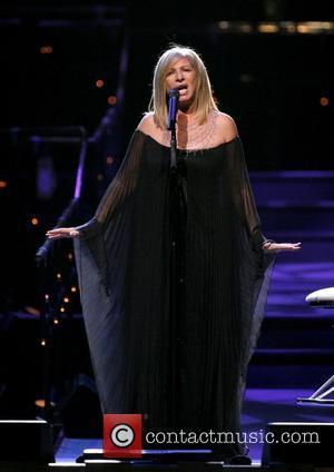 Streisand's Security Fears