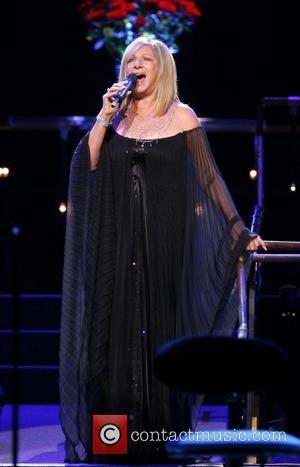 Streisand Chooses Zurich For Opening Gig