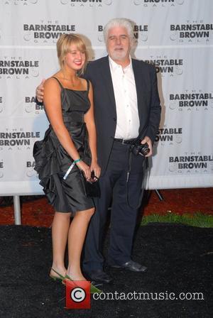 Michael McDonald and daughter