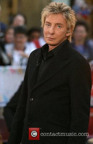 Rockefeller Plaza, NBC, Barry Manilow