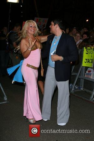 David Hamilton-Parnaby and Shanessa Reilly get evicted from Big Brother 8 - 2007 at Elstree Studio's Hertfordshire, England - 03.08.07