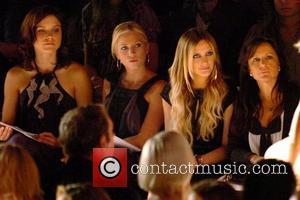 Sophia Bush, Ashlee Simpson and Brittany Snow