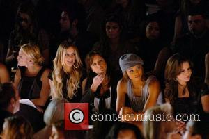 Brittany Snow, Ashlee Simpson and Ciara