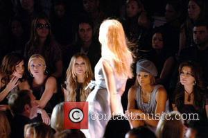 Sophia Bush, Ashlee Simpson, Brittany Snow and Ciara