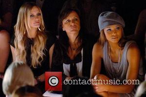 Ashlee Simpson, Tina Simpson and Ciara