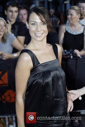 Kate Ritchie  'Foxtel Is Football' party in honor of David Beckham held at Caf� Sydney  Sydney, Australia -...