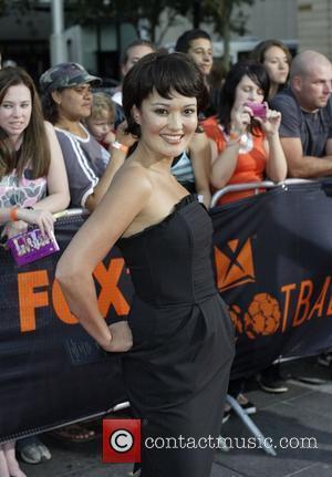 Yumi Stynes 'Foxtel Is Football' party in honor of David Beckham held at Caf� Sydney  Sydney, Australia - 26.11.07