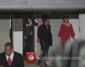 Kate Beckinsale, Len Wiseman, David Beckham