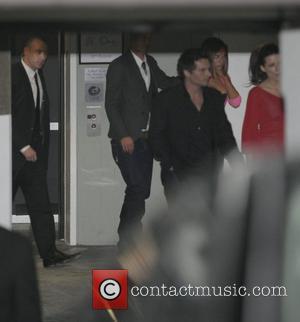 David Beckham, Kate Beckinsale and Len Wiseman