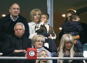 Joanne Beckham and Sandra Beckham