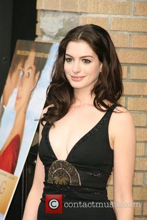 Anne Hathaway New York Premiere of 'Becoming Jane' held at Landmark Sunshine Cinema New York City, USA - 24.07.07