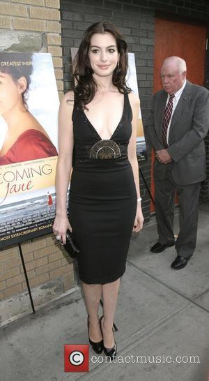 Hathaway's On Set Injury