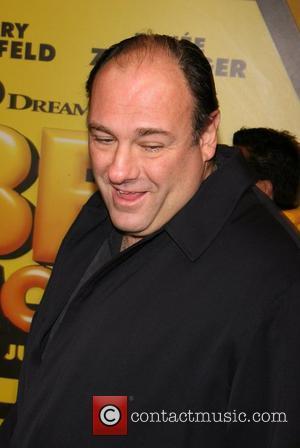 Bada Bing! Tony Soprano Sells The Shirts Off His Back