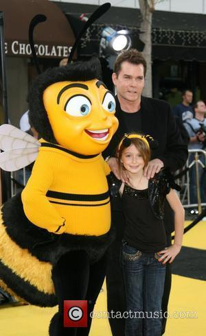 Ray Liotta and Karsen Liotta Los Angeles film premiere of 'Bee Movie' held at Mann Village Theater - Arrivals Westwood,...