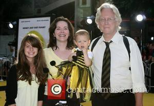 Bruce Davison and Family Los Angeles film premiere of 'Bee Movie' held at Mann Village Theater - Arrivals Westwood, California...