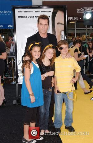 Ray Liotta, Karsen Liotta and Guests
