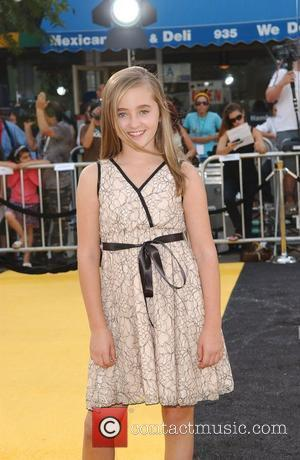 Rachel Fox Los Angeles film premiere of 'Bee Movie' held at Mann Village Theater - Arrivals Westwood, California - 28.10.07