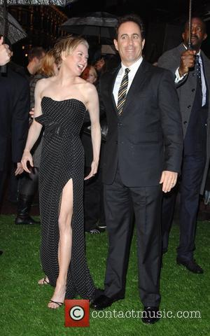 Renee Zellweger and Jerry Seinfeld