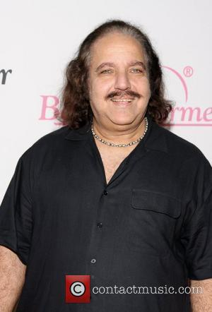 Ron Jeremy Bench Warmer Trading Cards' Valentine's Day Party  at AREA Los Angeles, California - 12.02.08