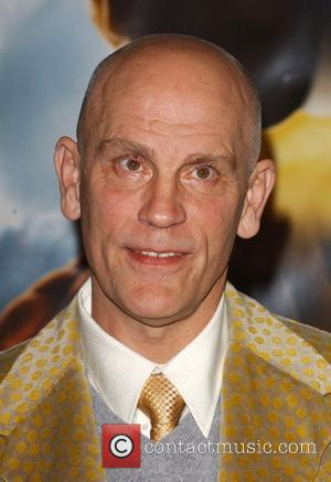 John Malkovich Premiere of 'Beowulf' at Mann's Village Theater - Arrivals Los Angeles, California - 05.11.07