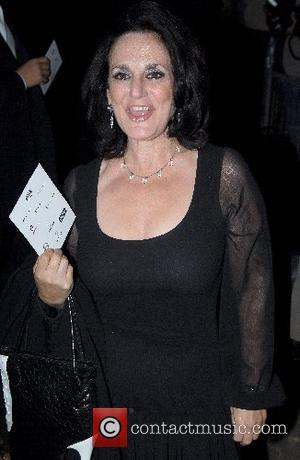Lesley Joseph The End of Summer Ball in Berkeley Square at Berkley Square - Arrivals London, England - 27.09.07