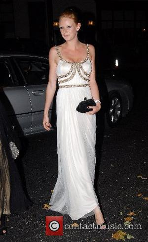 Olivia Inge The End of Summer Ball in Berkeley Square at Berkley Square - Arrivals London, England - 27.09.07