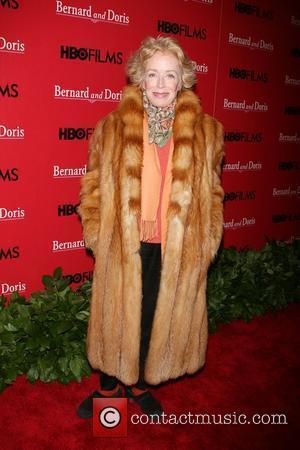 Holland Taylor Screening of 'Bernard and Doris' at Time Warner Centre New York City, USA - 30.01.08