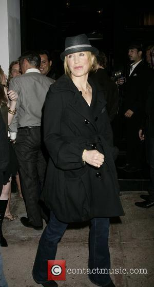 Felicity Huffman Launch party to celebrate the opening of Beso Restaurant Hollywood, California - 06.03.08
