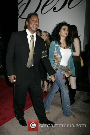 Jermaine Jackson and his wife Halima Rashid Launch party to celebrate the opening of Beso Restaurant Hollywood, California - 06.03.08