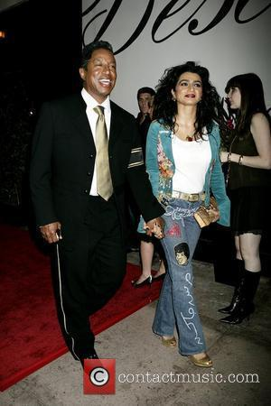Jermaine Jackson and Wife Halima Rashid wallpaper picture