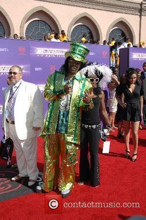 Bootsy Collins B.E.T.Awards 2007 held at The Shrine - Arrivals Los Angeles, California - 26.06.07