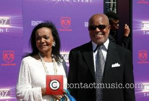 Berry Gordy and Wife B.E.T.Awards 2007 held at The Shrine - Arrivals Los Angeles, California - 26.06.07