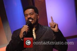Steve Harvey 2008 BET Celebration of Gospel - held at the Orpheum Theatre Los Angeles, California - 12.15.07