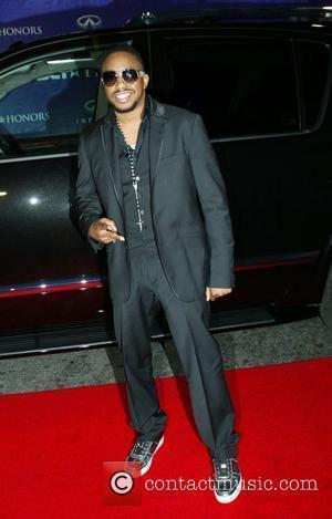 Raheem DeVaughn 2008 BET Honors held at The Warner Theater - Arrivals Washington, DC - 12.01.08