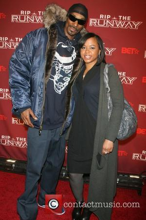 snoop dogg and shante broadus. Snoop Dogg and Shante Broadus