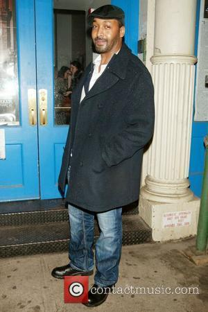 Jesse L. Martin Opening night of 'Betrayed' at the Culture Project Theatre New York City, USA - 06.02.08