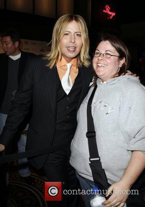 Steven Cojocaru with a fan
