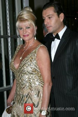 Ivana Trump and Rossano Rubicondi Bewitch, Bothered & Bewildered - 2007 Alzheimer's Association Rita Hayworth Gala New York City, USA...