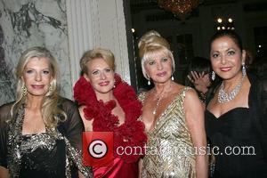 Princess Yasmin Aga Khan, Ivana Trump, and guest Bewitch, Bothered & Bewildered - 2007 Alzheimer's Association Rita Hayworth Gala New...